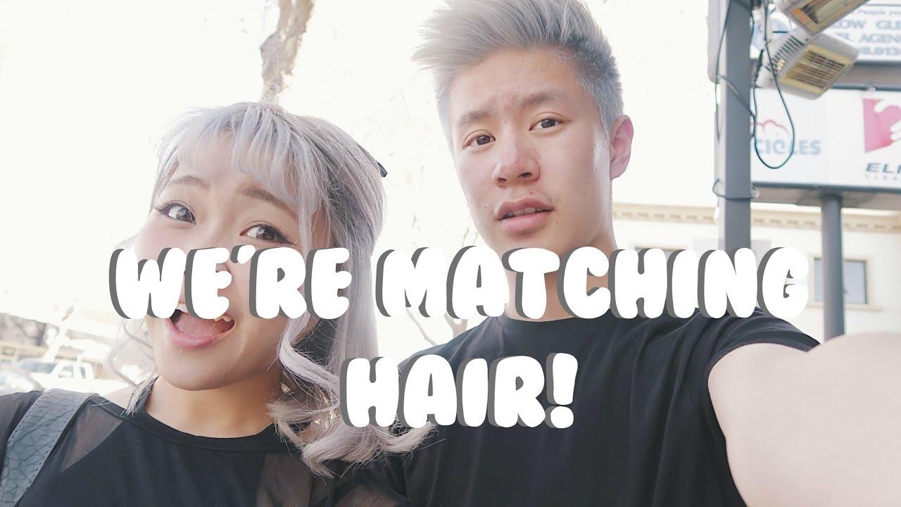 Coloring Grey Hair On Men Youtube