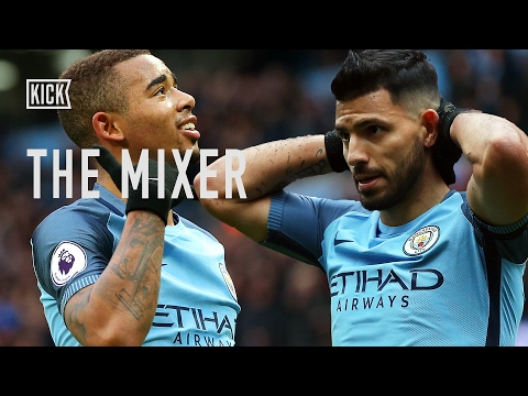 Gabriel Jesus vs Sergio Agüero- Who Is Man City's Main Man?