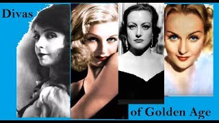 The Top  Beautiful Actresses  Pre 1970 ( Part 1 of 4)