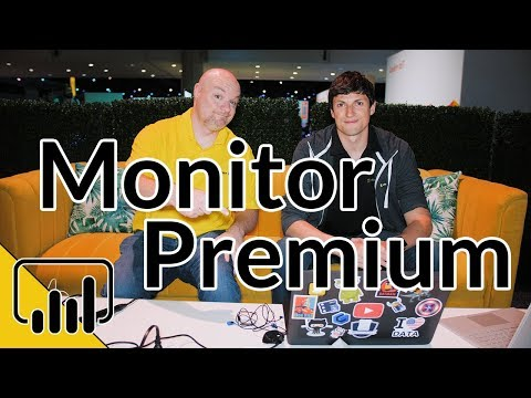 Monitor and Manage Power BI Premium Capacity | Guy in a Cube
