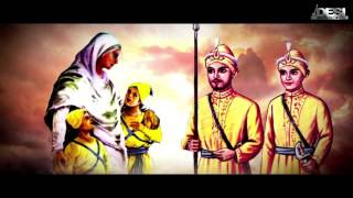 SIKH ITEHAS DE PANNE || Manjinder Thind | Latest Punjabi Songs 2015 | Desi Beats Records