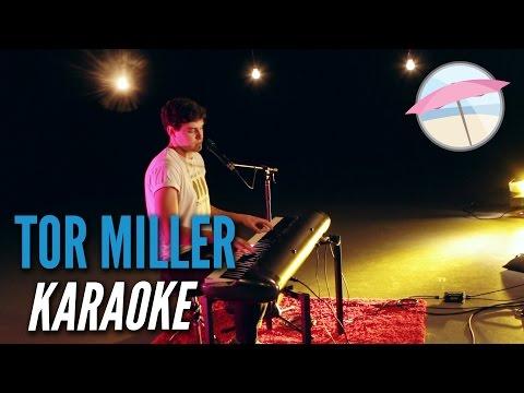 Tor Miller - Karaoke (Drake cover) Live at the Edge