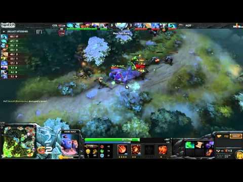 Not Today vs Complexity - The Summit 2 - Game 2 - Comentaios en Español