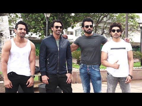 Arjun Rampal, Sonu Sood, Harshvardhan Rane, Gurmeet Choudhary Promotes Movie Paltan