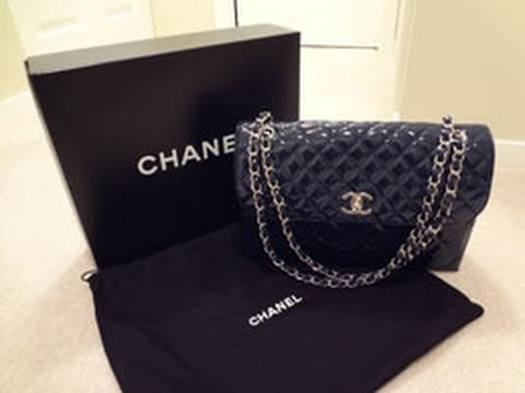 e7f0a8e9ccc410 Chanel Haul: Unboxing My New Chanel Purse - YouTube