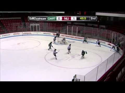 Northeastern Women's Ice Hockey vs. Dartmouth Game Recap - Dec. 31, 2014