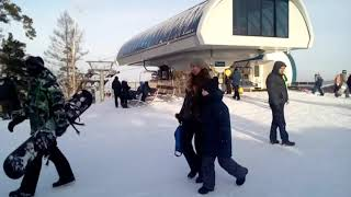 видео Бобровый Лог - Горнолыжный курорт в России. Информация, фото, отзывы о курорте Bobroviy Log