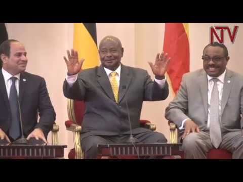 Nile Basin Summit: Heads of state fail to sign River Nile deal