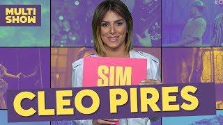 Baixar Cleo Pires | TVZ Ao Vivo | Música Multishow