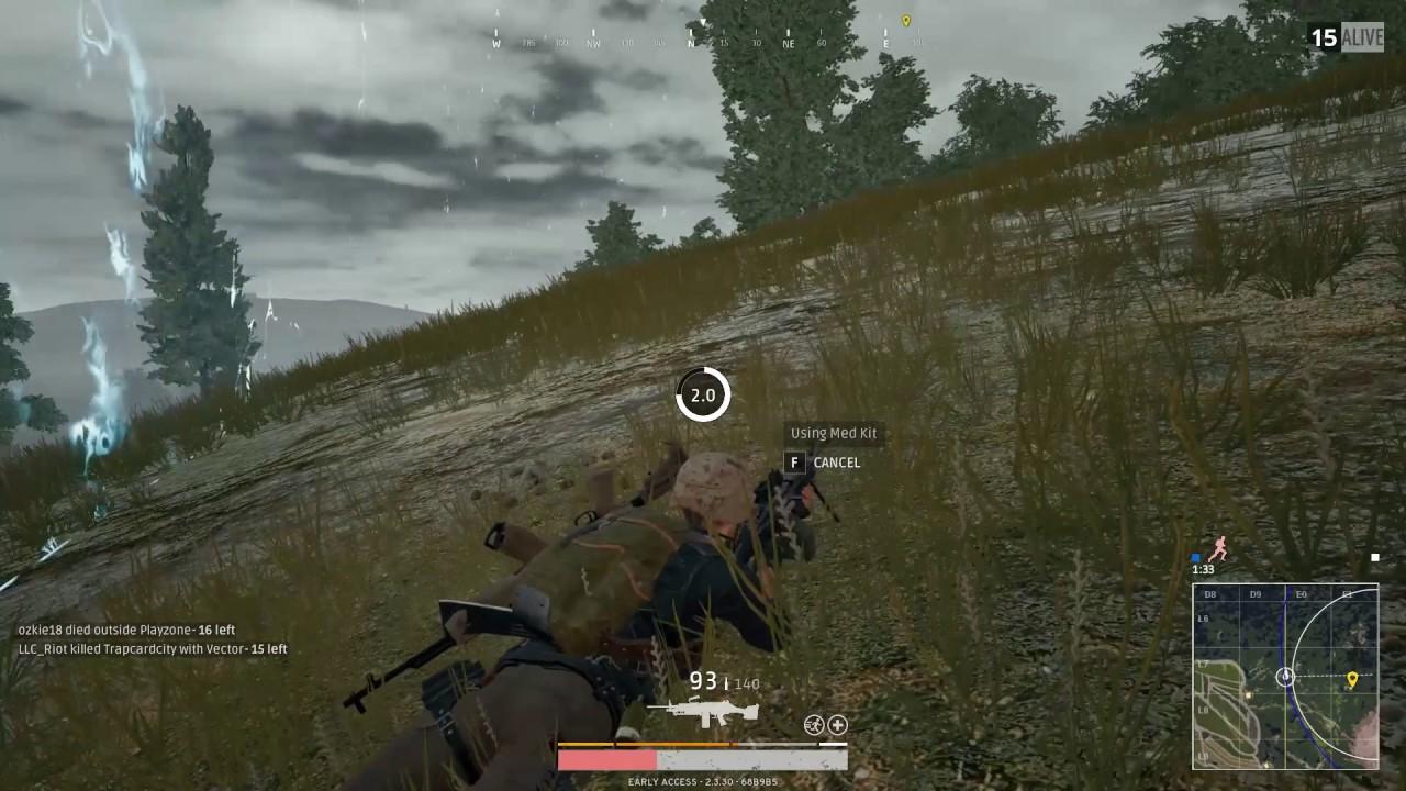 Pubg Gameplay: Urban Assaults & M249 Theft