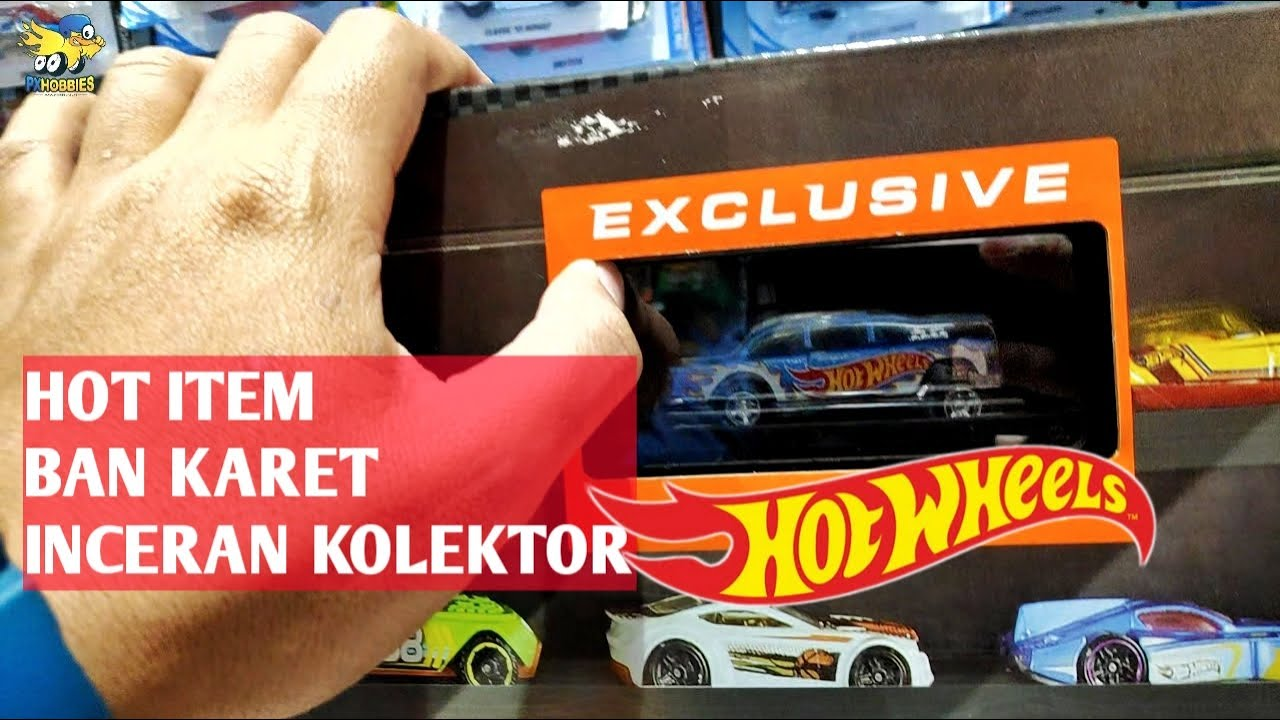 VLOG HUNTING NEMU DISPLAY HOT WHEELS CHEVY BEL AIR GASSER BAN KARET