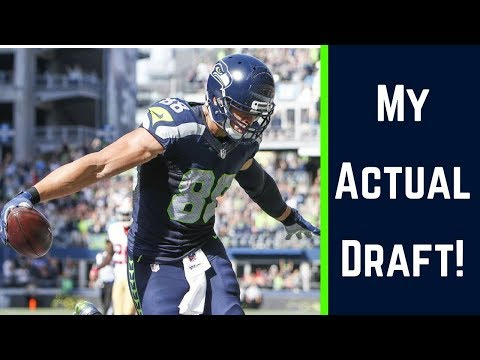 2017 ESPN Fantasy Football Draft - Subscriber League