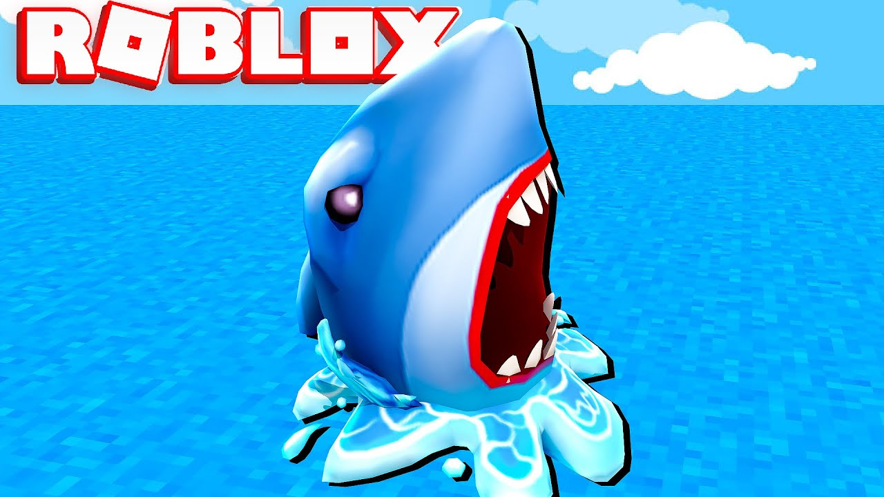 Getting Attacked By Sharks In Roblox | JeromeASF Roblox