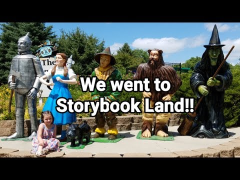 Storybook Land! Aberdeen, South Dakota