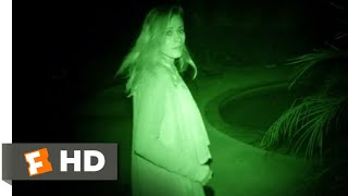 Paranormal Activity: The Ghost Dimension (2015) - Backyard Ghost Scene (1/10) | Movieclips