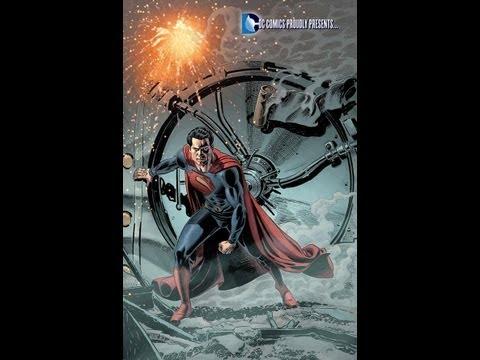 Man Of Steel prequel digital comic review