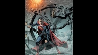 Man Of Steel prequel digital comic review