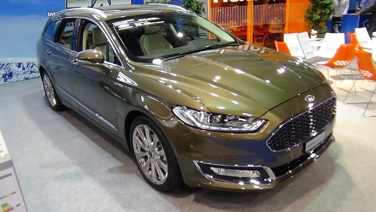 2016 ford mondeo vignale 4x4 exterior and interior. Black Bedroom Furniture Sets. Home Design Ideas