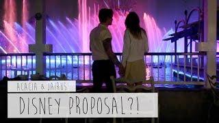 disney proposal   acacia jairus