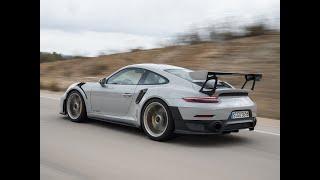 Essai Porsche 911 GT2 RS (2018)