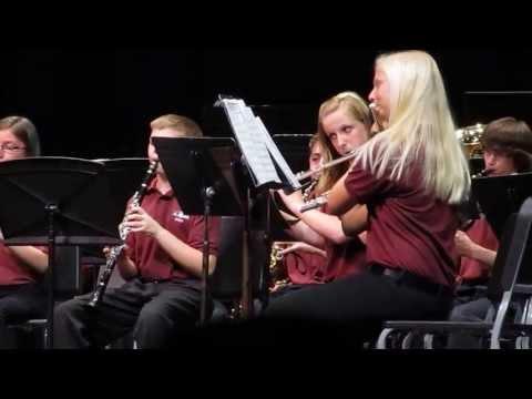 Ethan: Dr. John Long Middle School Beginning Band Spring Concert 2013