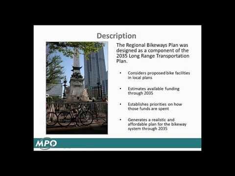 Central Indiana Regional Bikeways Plan Update 2015 04 28