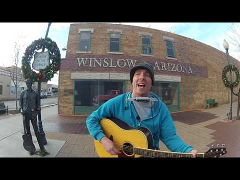 Song/Place #6 - Take It Easy (Winslow, AZ)