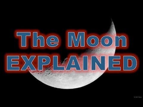Flat Earth    The Moon Explained 100% thumbnail
