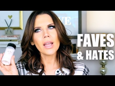 FAVORITES & HATE ITS | Powders