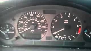 BMW E36, Е39, Как сделать сброс сервис масла.