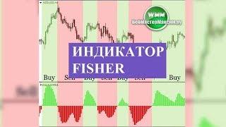 Индикатор Fisher - Сигналы индикатора Форекс Фишер