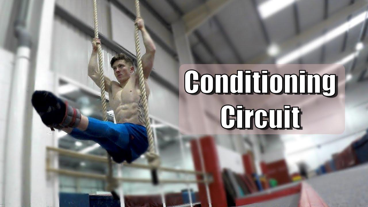 Download Gymnastics Conditioning Circuit