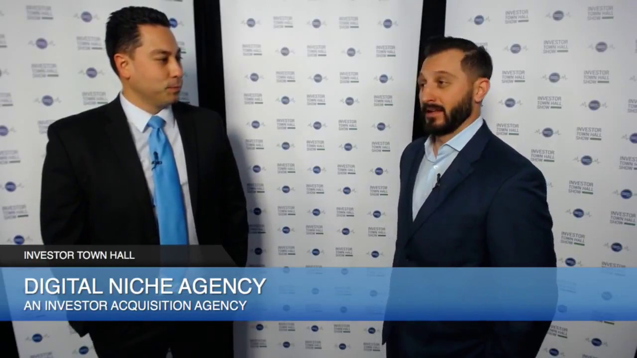 Digital Niche Agency at the Crypto Invest Summit