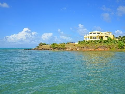 Pelican Point in St. Croix, United States Virgin Islands
