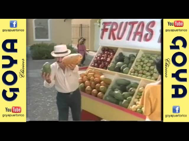Clásico Jingle Néctares Goya (80's)