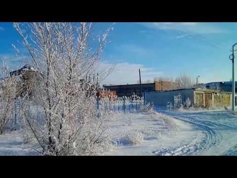 Погода, Зима, Денисовка, Костанай, Казахстан