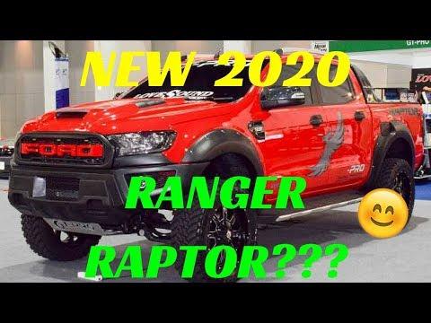 2020 RANGER RAPTOR (TEASER)