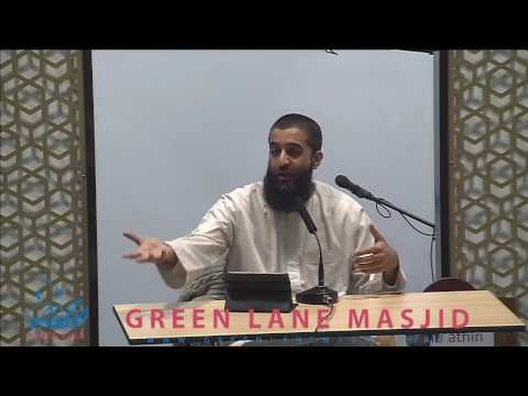 07 - Knowing Allah: What Allah (SWT) Hates - Sheikh Aqeel Mahmood