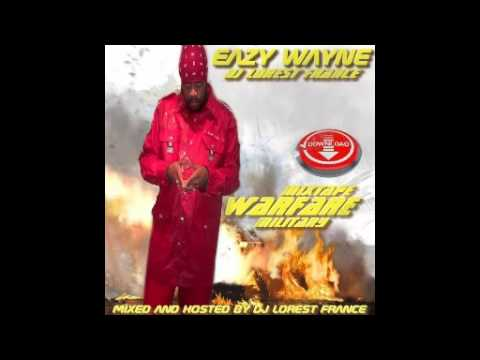 BRAND NEW 2K14**EAZY WAYNE MIXTAPE WARFARE MILITARY OFFICIAL