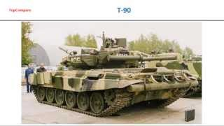 Type 99 compared to T-90, Tank all specs