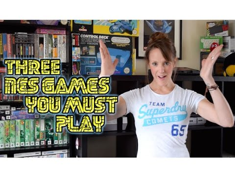 Three NES games you MUST Play (TheGebs24)