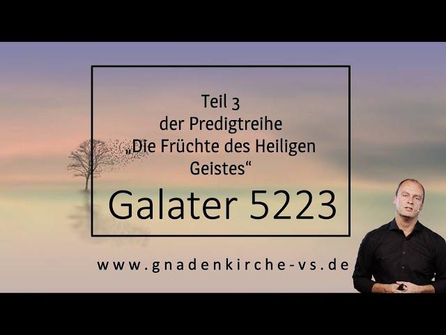 GALATER 5223