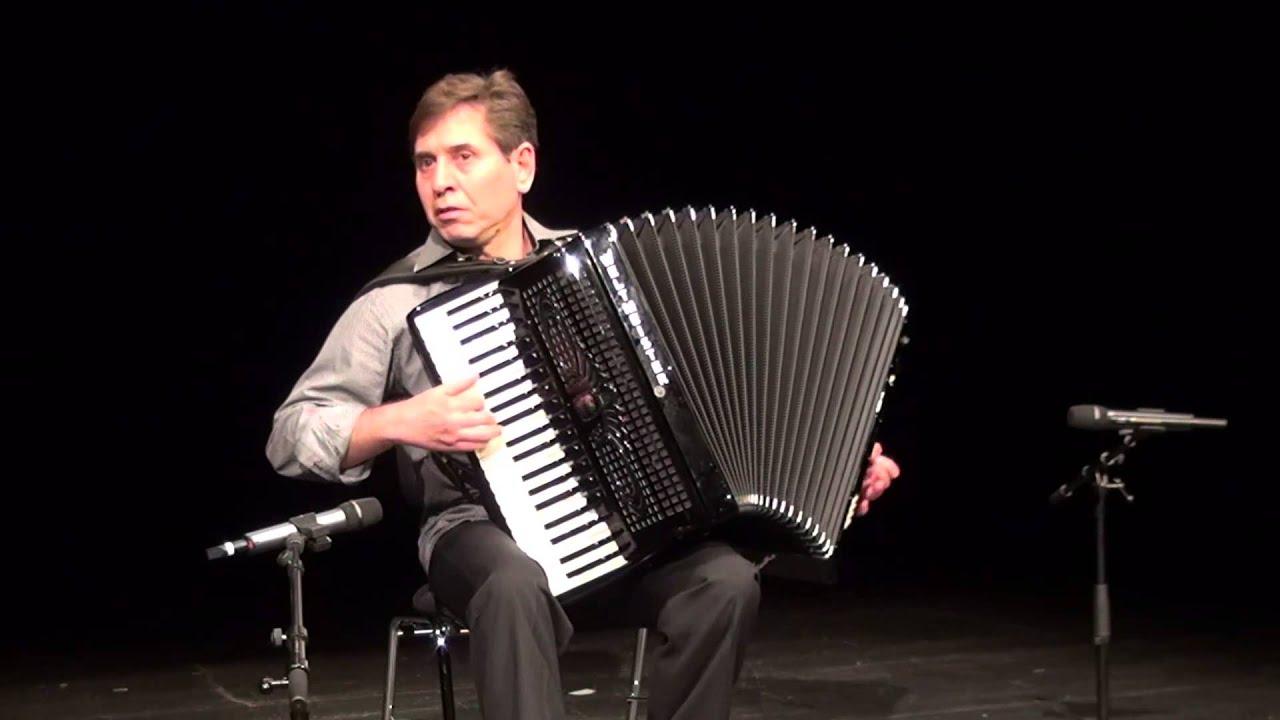Petar Ralchev - Solo Recital (1/13) - Shega v 7/8 (Joke in ...
