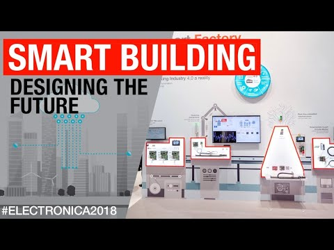 Designing the future of smart building