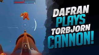 Dafran Plays Torbjorn Cannon & Other Workshop Games! - Overwatch