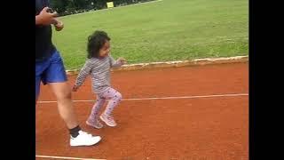 Serunya Lari Pagi Dan Berenang Bersama Nene Kake Om Tante Anak Kecil Hoby Lari Pagi. Shaqila Marwah