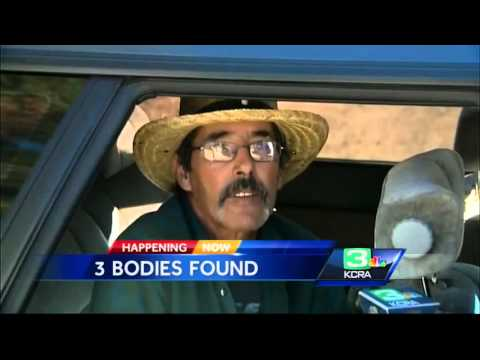 3 Bodies Found In Rural Calaveras County