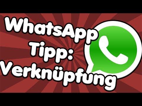 WhatsApp Tipp: Verknüpfung Zu Einem Kontakt Oder Gruppenchat Erstellen