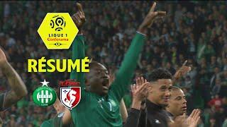 AS Saint-Etienne - LOSC ( 5-0 ) - Résumé - (ASSE - LOSC) / 2017-18