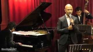 Indra Lesmana Quintet ft. Marcell - Aku Ingin @ Mostly Jazz 16/04/14 [HD]